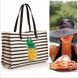 Kate Spade By The Pool Pineapple Big Sam